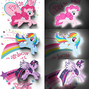 My Little Pony LED Wall Lights