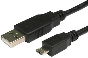 OEM 1M USB 2.0 to micro B Data Cable CDL-160-1M