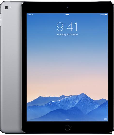 Apple iPad Air 2 Space Grey MGKL2X/A